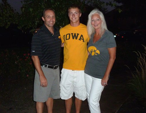 excited to be a hawkeye