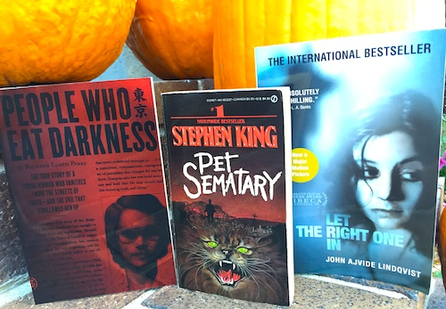 Nan's favorite scary books